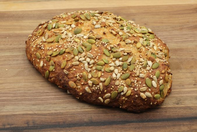 Seedy Character Bread