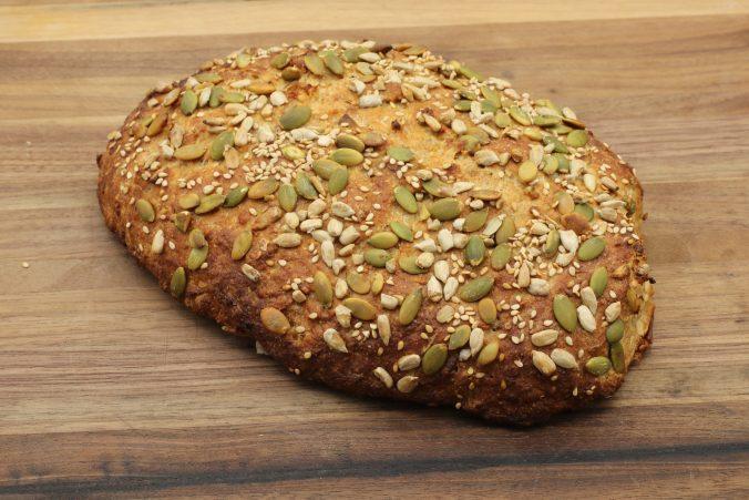 Seedy Character Bread
