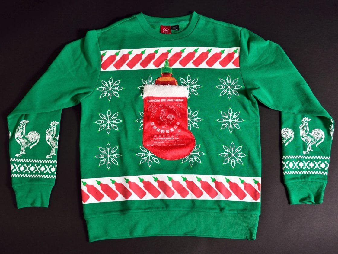 Sri. X-Mas Sweater
