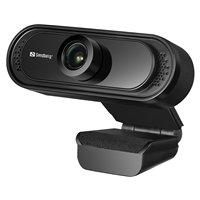 Sandberg USB 1080p Saver Webcam with Microphone