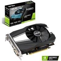 ASUS Nvidia GeForce GTX 1660 SUPER OC Phoenix Edition 6GB GDDR6 Single Fan Graphics Card