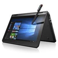 Lenovo ThinkPad 11E Yoga 20SES06W00 Core M3-8100Y 4GB RAM 128GB SSD 11.6 inch Touch Screen Windows 10 Pro - Stylus included