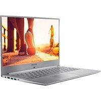 Medion Akoya S6445 Intel Core i7-8565U 8GB RAM 512GB SSD 15.6 inch Full HD Windows 10 Home Laptop  - includes 3 Yrs Warranty Silver