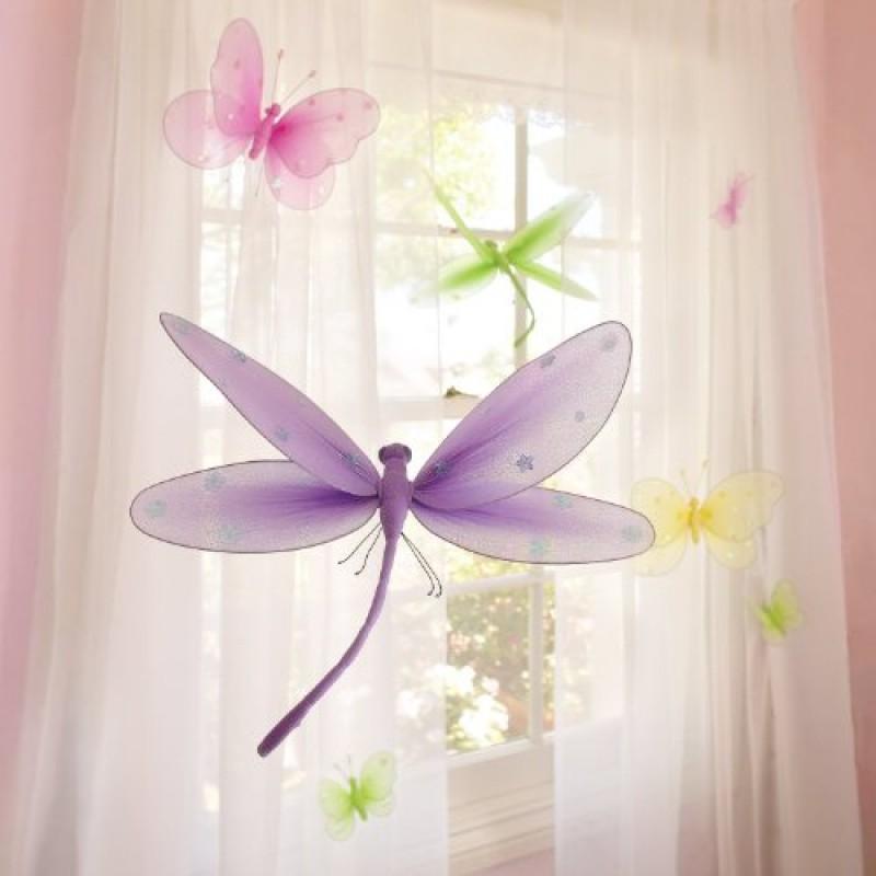 Libellula Ragazze Camera Decorazioni  Pendere farfalla