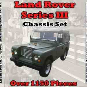 Land Rover Hardware Restoration Sets