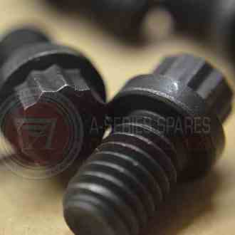 12 Point Flange Screws GRADE 170M PSI