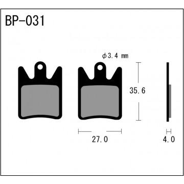 Vesrah Bremsbeläge, 3 Mischungen. CHF 19.90