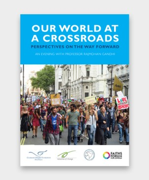 Our world at a crossroads - COVER -shop