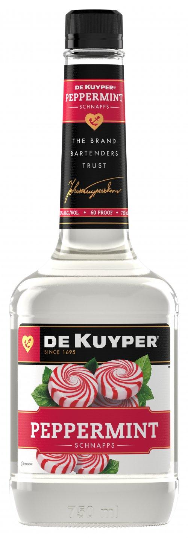 Dekuyper Peppermint Schnapps Anno 1695