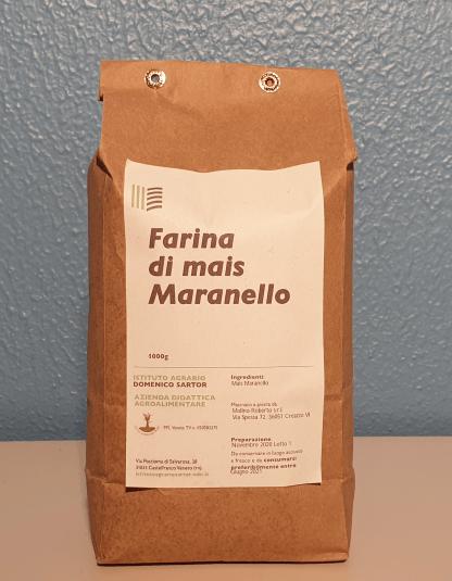 Farina di mais Maranello