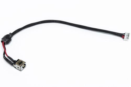 Maitinimo lizdas su kabeliu, LENOVO G550, G555, G560