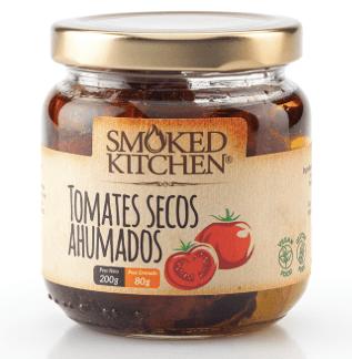 Tomates secos Ahumados