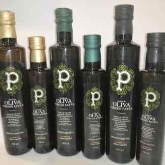 Aceite de oliva monovarietal La Peseta Gourmet