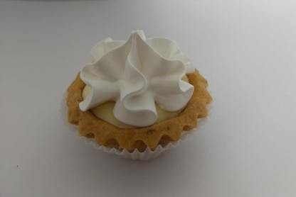 Mini Frozen Lemon Pie