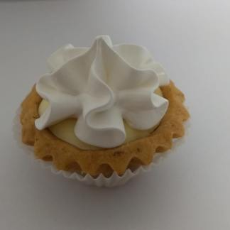 Mini Frozen Lemon Pie