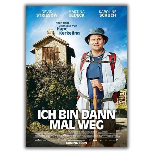Film: Ich bin dann mal weg (DVD)
