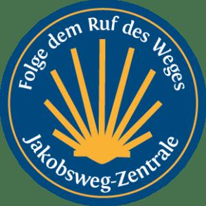 Jakobsweg Zentrale Logo