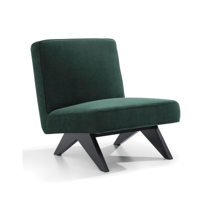 MARTYN OCCASIONAL CHAIR - FORREST GREEN