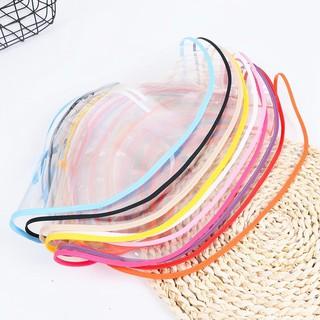 漁夫帽 防疫全 面罩大人小孩通用