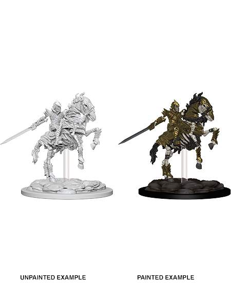 Skeleton Knight on Horse