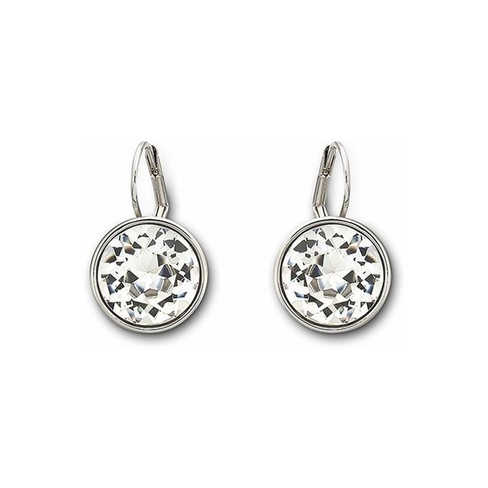 Swarovski Bella Clear Crystal Earrings. Fashion Jewelry