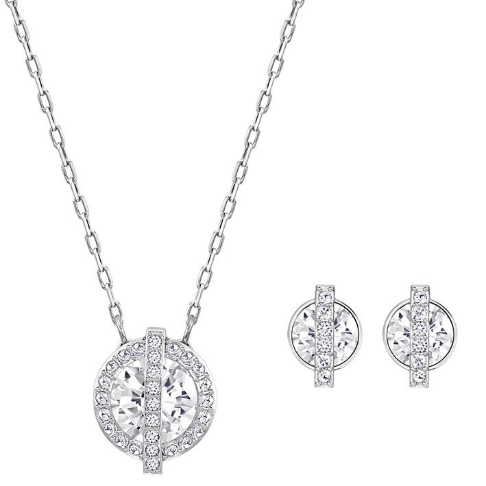 Star set pendant and earPendant and earrings set Favor