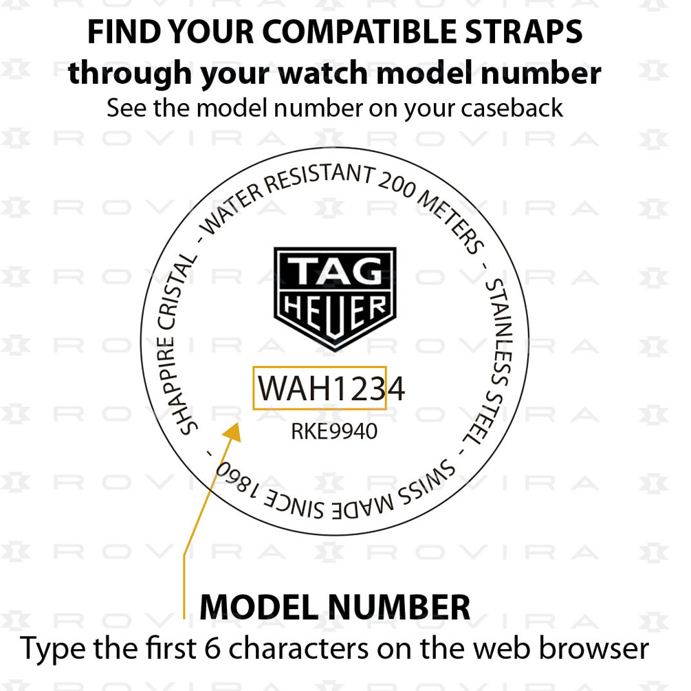 Rubber Strap Tag Heuer Aquaracer chronograph auto FT6028
