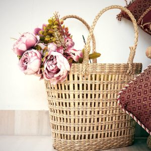 Daisy Handcrafted Bag