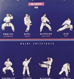 book karate do shitei kata kyohan dai ni ed 2013 japan karatedo fed english and jap bok 002c kamikaze karategi online shop [ 872 x 1280 Pixel ]