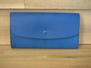 型紙002_ダブルフラップの長財布 (通常価格650円)