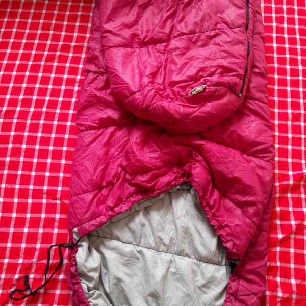 Sleeping bag for camping and traveling