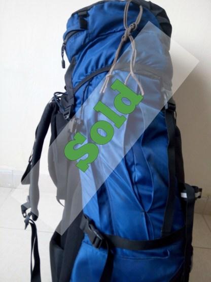 Travel Hiking Rucksack Backpack in Kenya