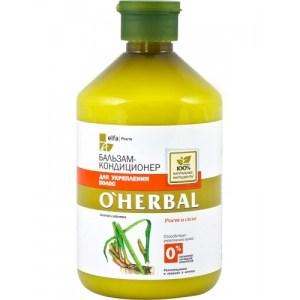 Balsam fortifiant pentru consolidarea si cresterea parului O'Herbal