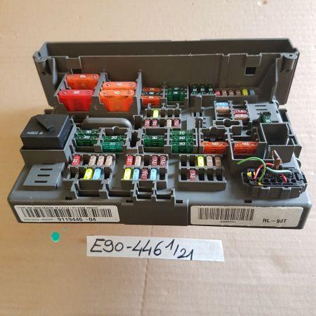 BMW  E87 E90 E91 Sicherungskasten 9119446 Stromverteiler vorne mit Sicherungen Ersatzteile BMW KFZ Store BMW Ersatzteile Audi