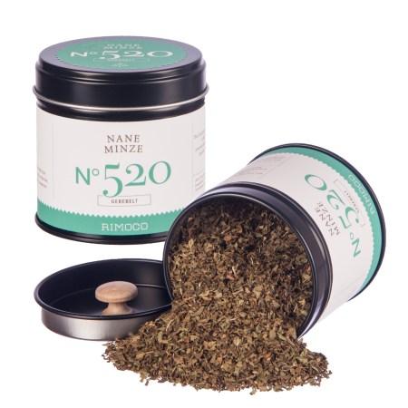 Rimoco Bio Nane Minze gerebelt N°520
