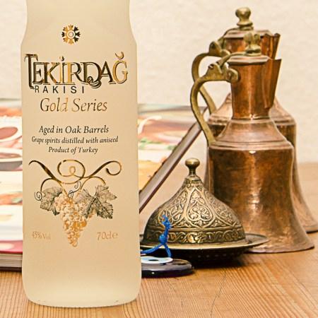 TEKIRDAĞ Rakı ~ Gold Series im 6er-Pack