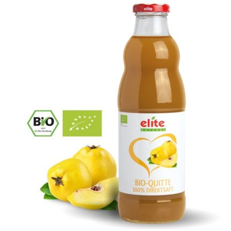 ELITE NATUREL - Quitte Bio-Direktsaft - ayva suyu