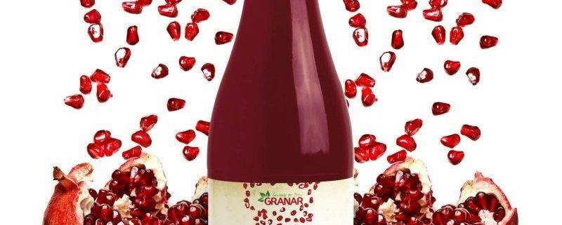 GRANAR - 100% Granatapfelsaft - nar suyu
