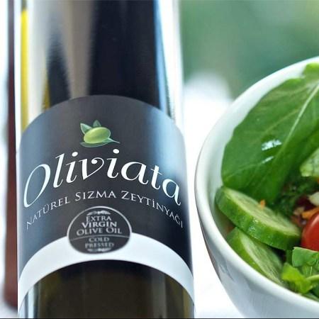 Oliviata Black Edition 5 Liter türkisches Olivenöl