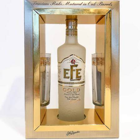 EFE Rakı - Gold Geschenkbox