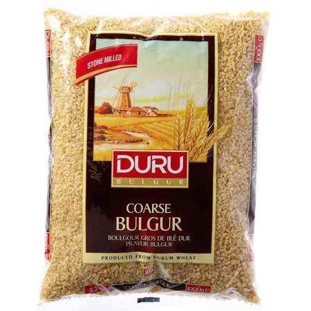 DURU Bulgur ~ Bulgur für Pilav ~ Pilavlık Bulgur