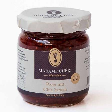 Madame Chêri - Rose