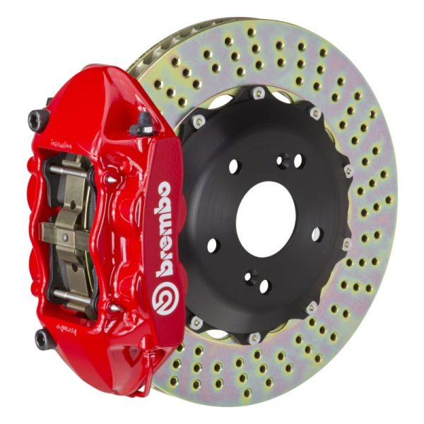 Комплект Brembo 1P18508A для BMW Z4 SDRIVE 28I / 30I / 35I / 35IS (E89) 2009-2016