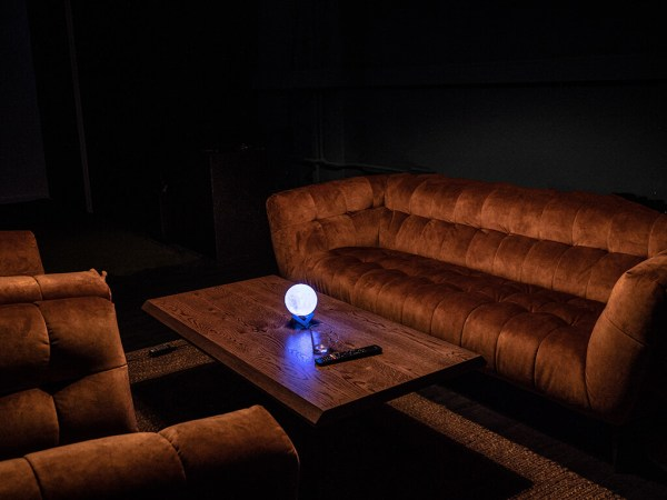 Mesačná lampa obývačka 2