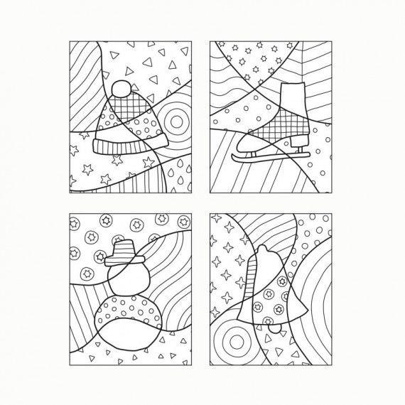 Pop-Art - Winter PDF Labbé