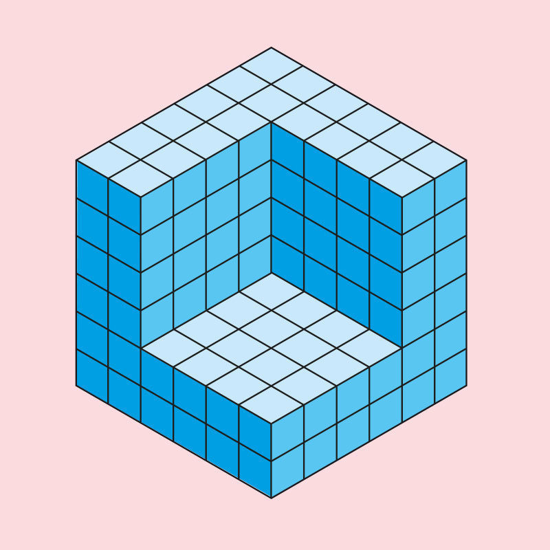 Die Würfel-Illusion PDF - Malen & Zeichnen - PDF Shop