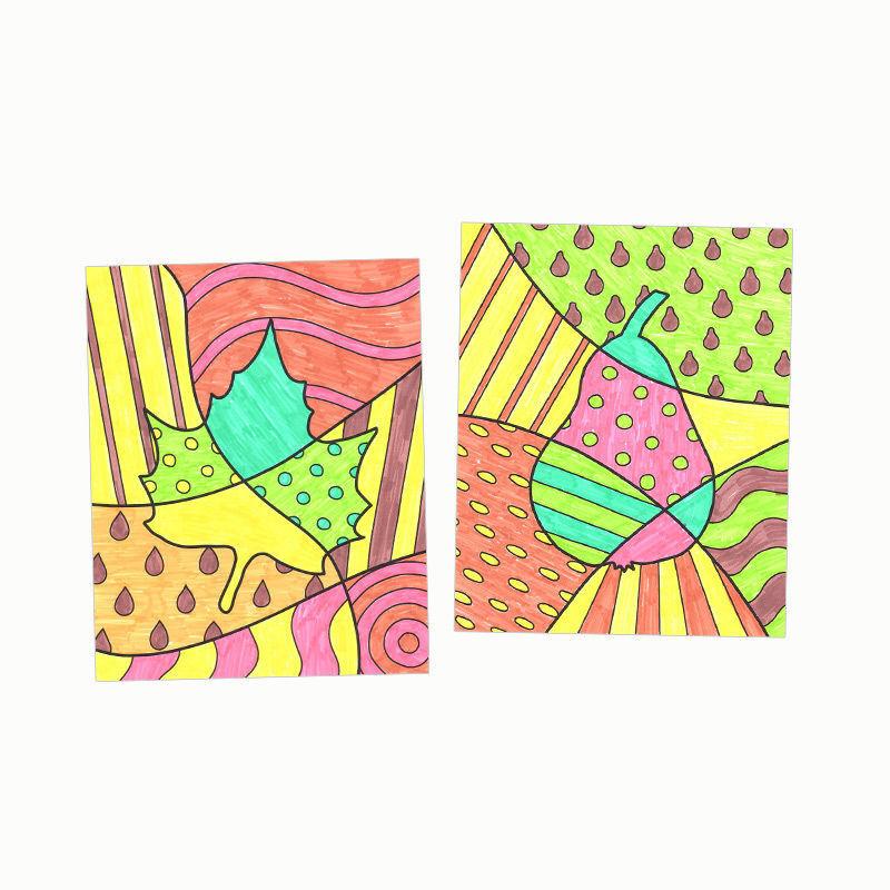 Pop-Art - Herbst PDF Labbé