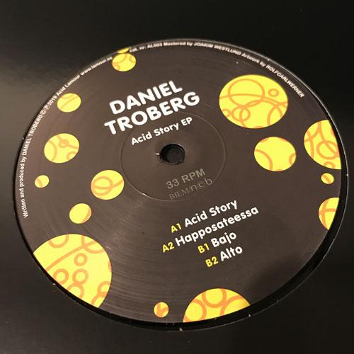 new concept b2f9a 44164 Daniel Troberg – Acid Story EP