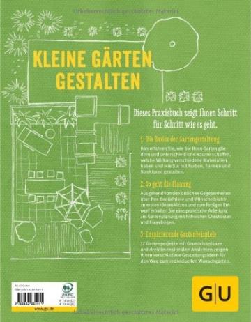 Kleine Gärten ganz groß: Gärten von 50 bis 200 qm2 einfach planen