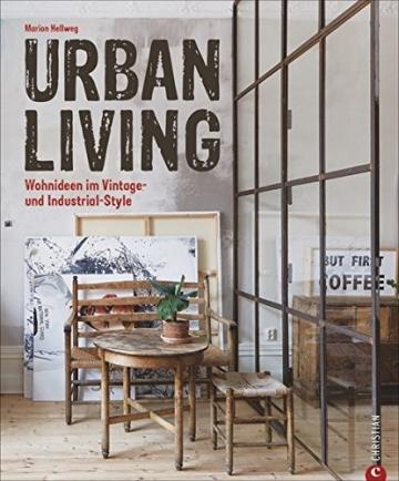 Vintage wohnen Urban Living Wohnideen im Vintage